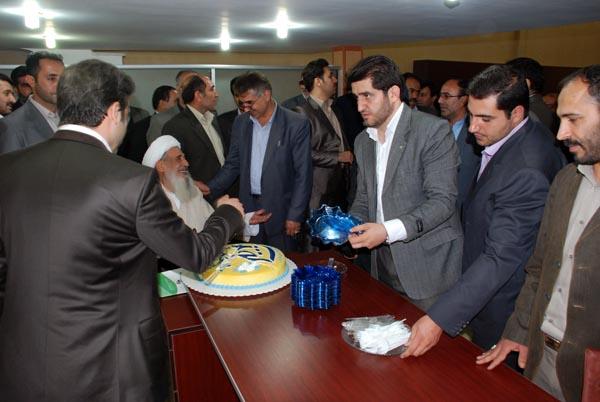 تصاویری از افتتاح بیمه کوثر لرستان با حضور سردار درویش وند (11)