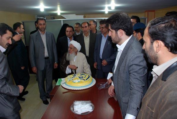 تصاویری از افتتاح بیمه کوثر لرستان با حضور سردار درویش وند (12)