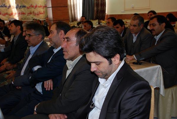 تصاویری از افتتاح بیمه کوثر لرستان با حضور سردار درویش وند (13)