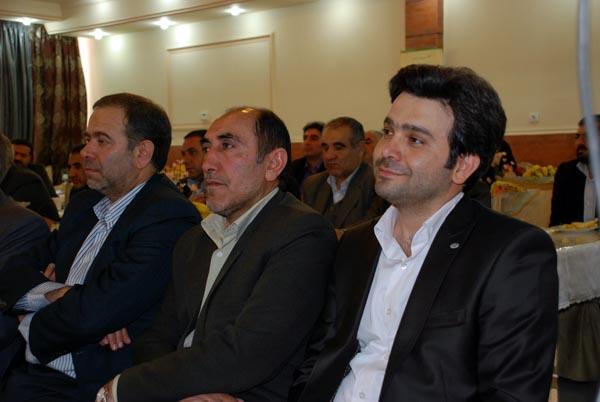 تصاویری از افتتاح بیمه کوثر لرستان با حضور سردار درویش وند (14)