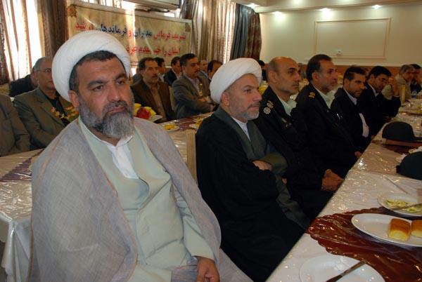 تصاویری از افتتاح بیمه کوثر لرستان با حضور سردار درویش وند (15)