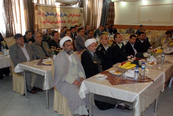 تصاویری از افتتاح بیمه کوثر لرستان با حضور سردار درویش وند (17)