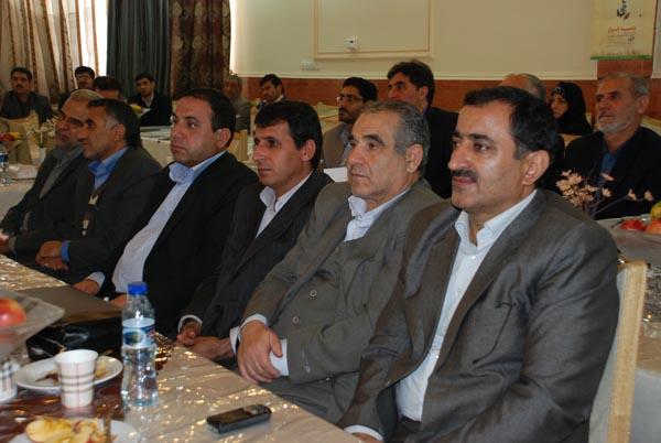 تصاویری از افتتاح بیمه کوثر لرستان با حضور سردار درویش وند (19)