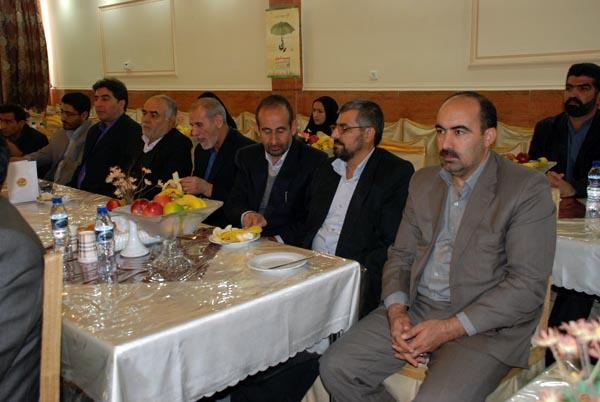 تصاویری از افتتاح بیمه کوثر لرستان با حضور سردار درویش وند (20)