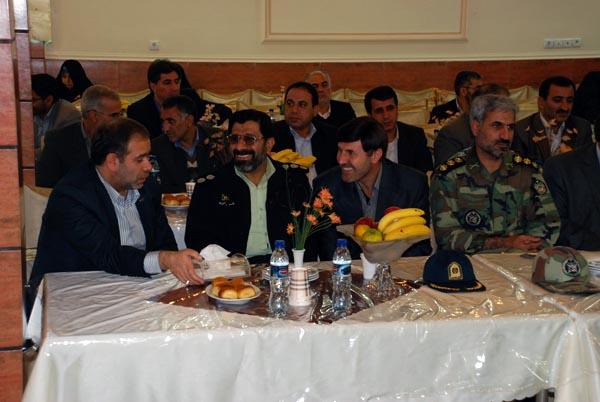 تصاویری از افتتاح بیمه کوثر لرستان با حضور سردار درویش وند (21)