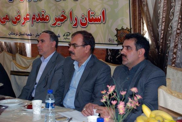 تصاویری از افتتاح بیمه کوثر لرستان با حضور سردار درویش وند (24)
