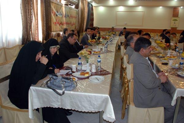 تصاویری از افتتاح بیمه کوثر لرستان با حضور سردار درویش وند (33)