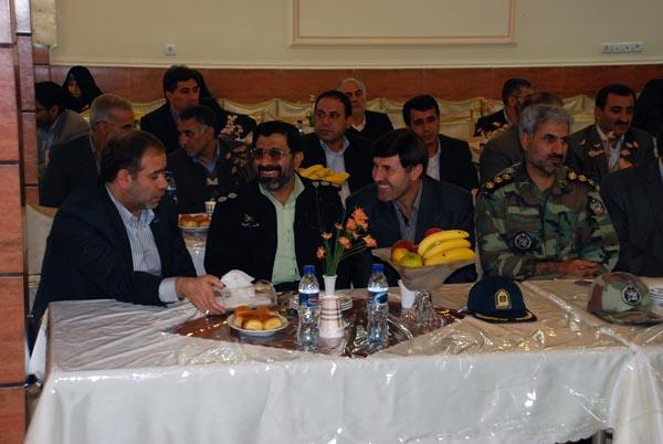تصاویری از افتتاح بیمه کوثر لرستان با حضور سردار درویش وند (4)