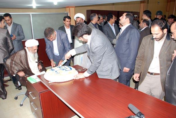 تصاویری از افتتاح بیمه کوثر لرستان با حضور سردار درویش وند (7)