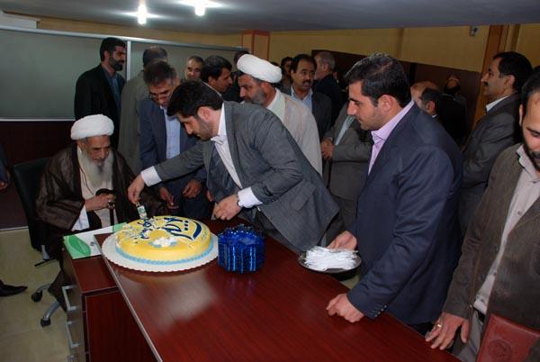 تصاویری از افتتاح بیمه کوثر لرستان با حضور سردار درویش وند (9)