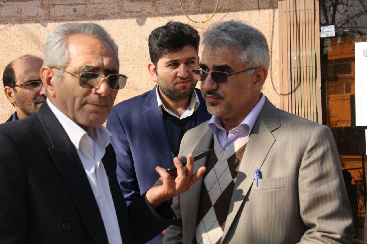 ثبت نام سردار درویش وند در انتخابات مجلس دهم (10)