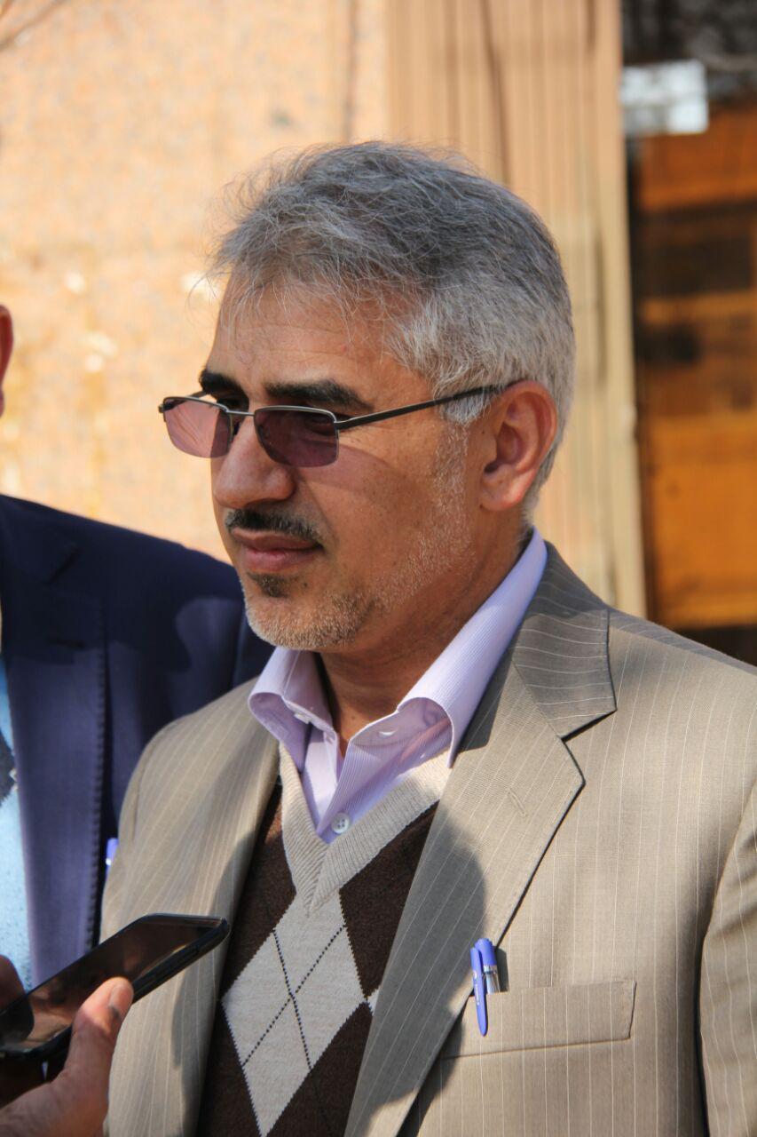 ثبت نام سردار درویش وند در انتخابات مجلس دهم (13)