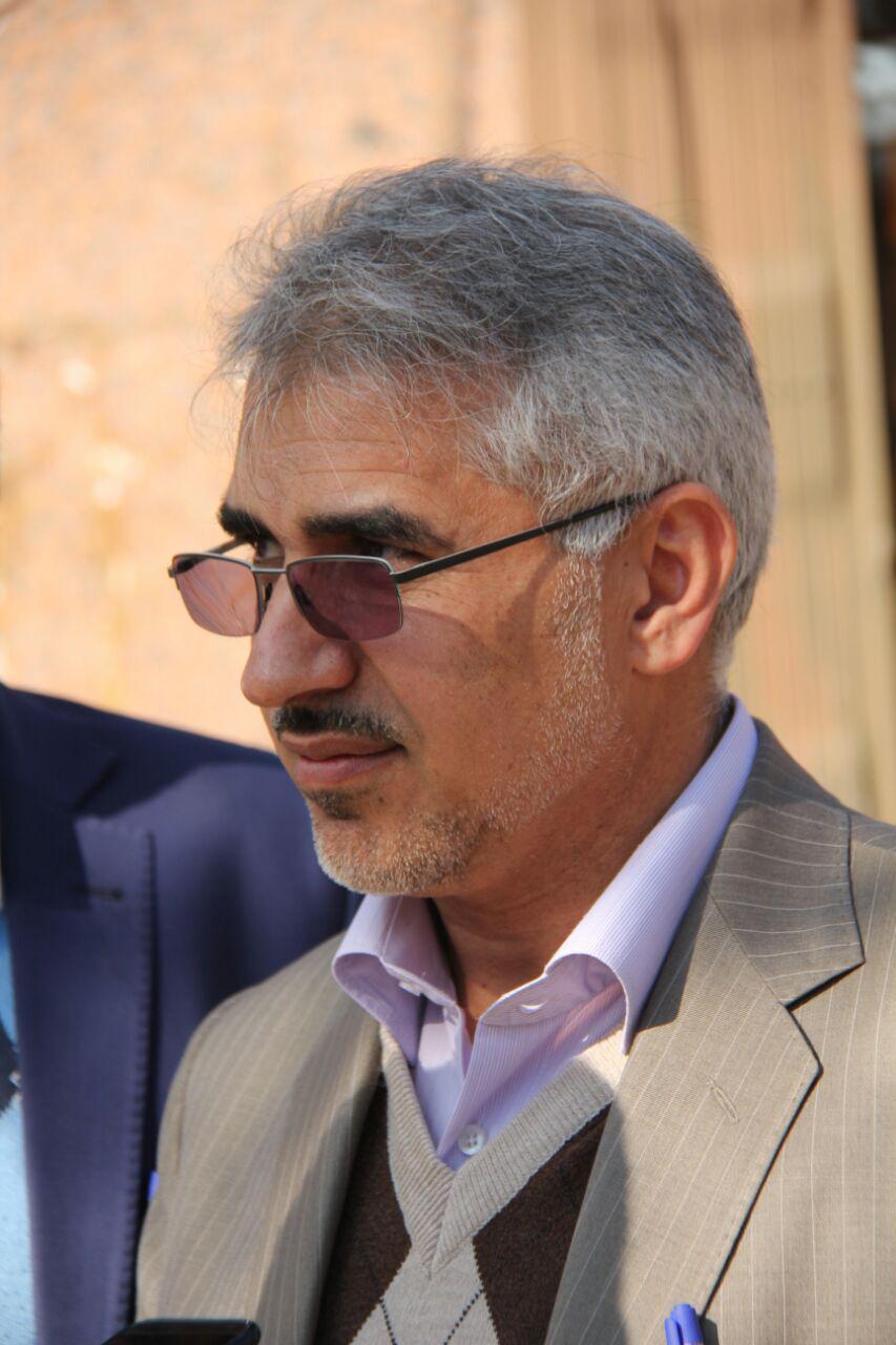 ثبت نام سردار درویش وند در انتخابات مجلس دهم (14)