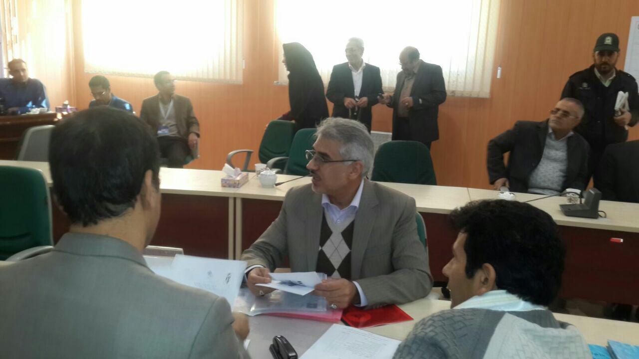 ثبت نام سردار درویش وند در انتخابات مجلس دهم (17)