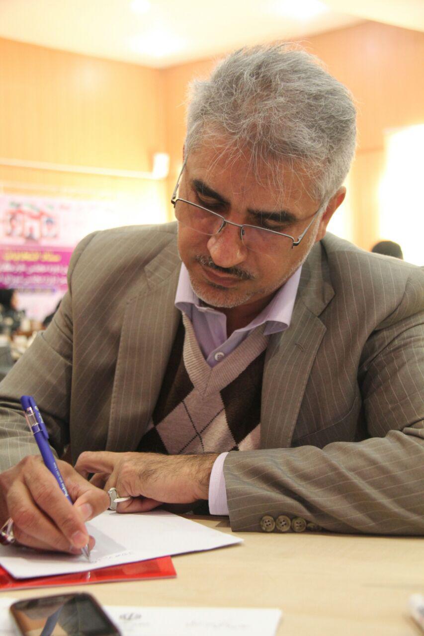 ثبت نام سردار درویش وند در انتخابات مجلس دهم (29)