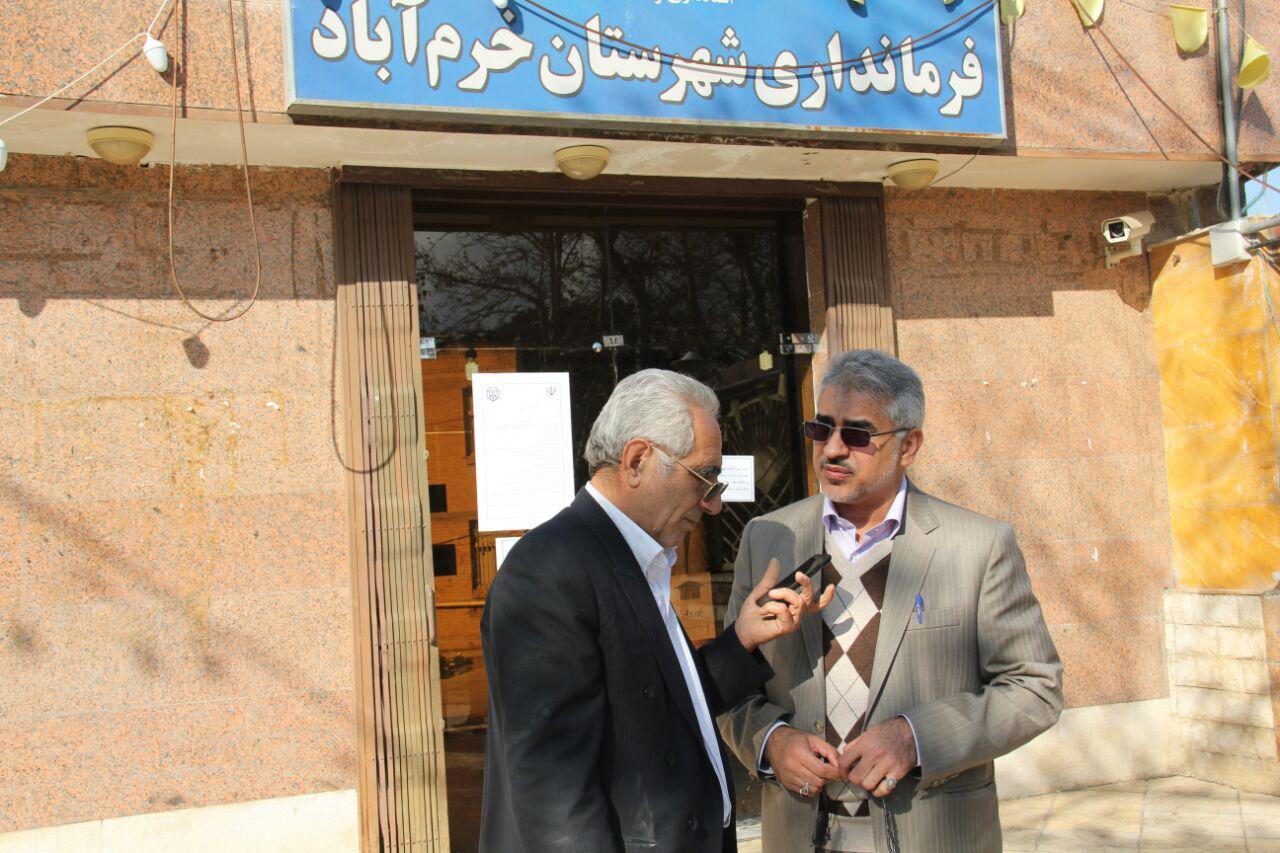 ثبت نام سردار درویش وند در انتخابات مجلس دهم (4)