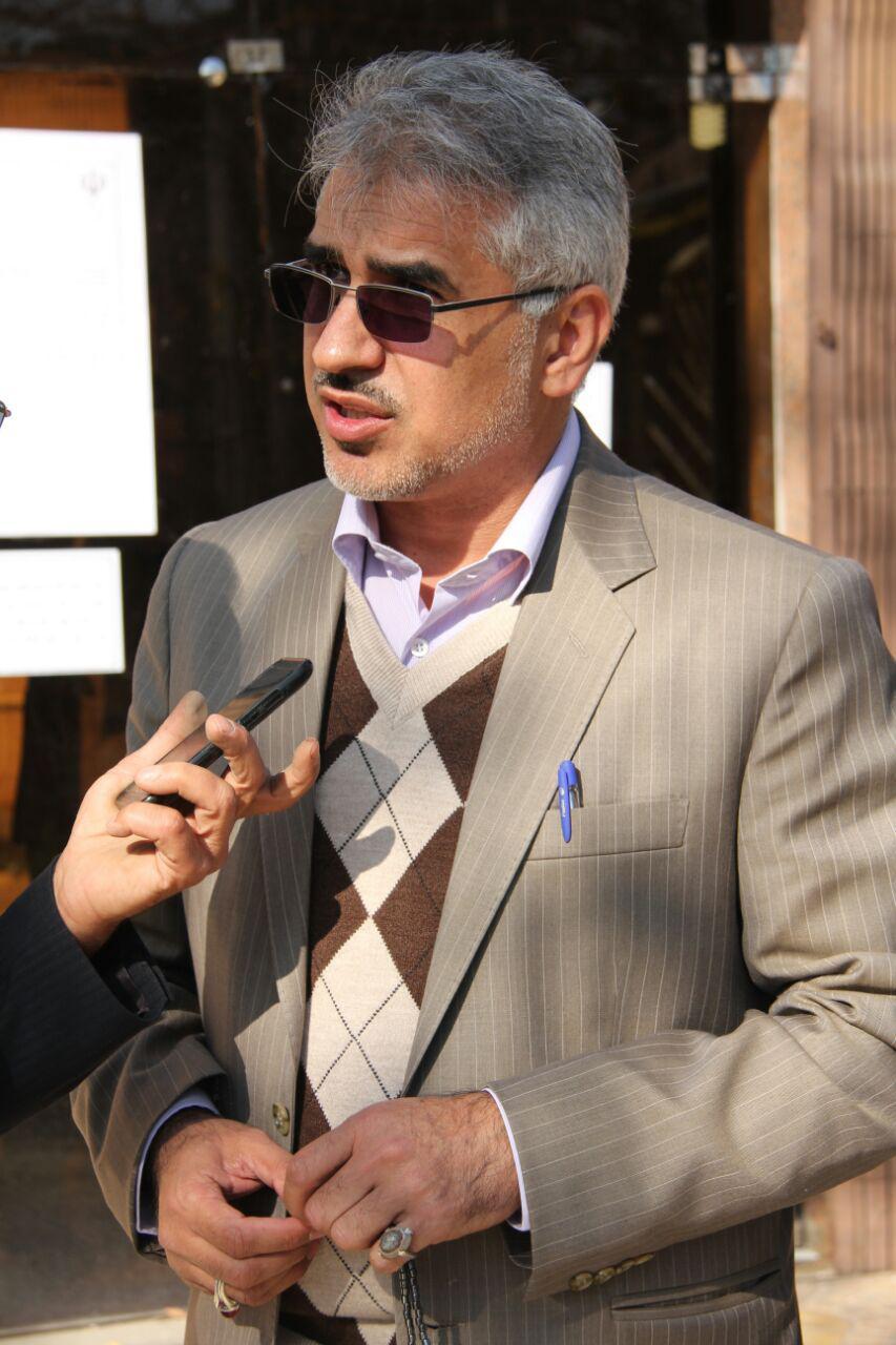 ثبت نام سردار درویش وند در انتخابات مجلس دهم (5)
