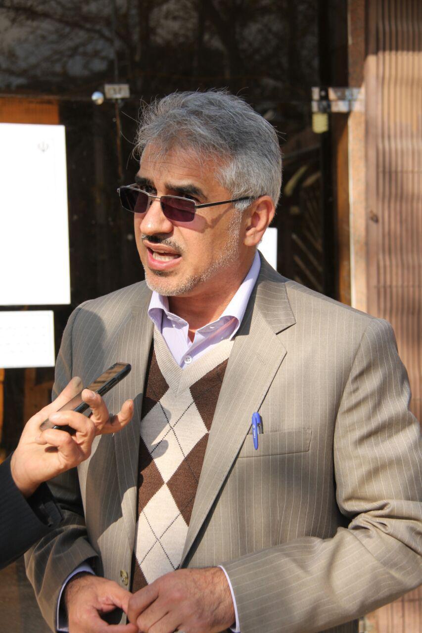 ثبت نام سردار درویش وند در انتخابات مجلس دهم (6)