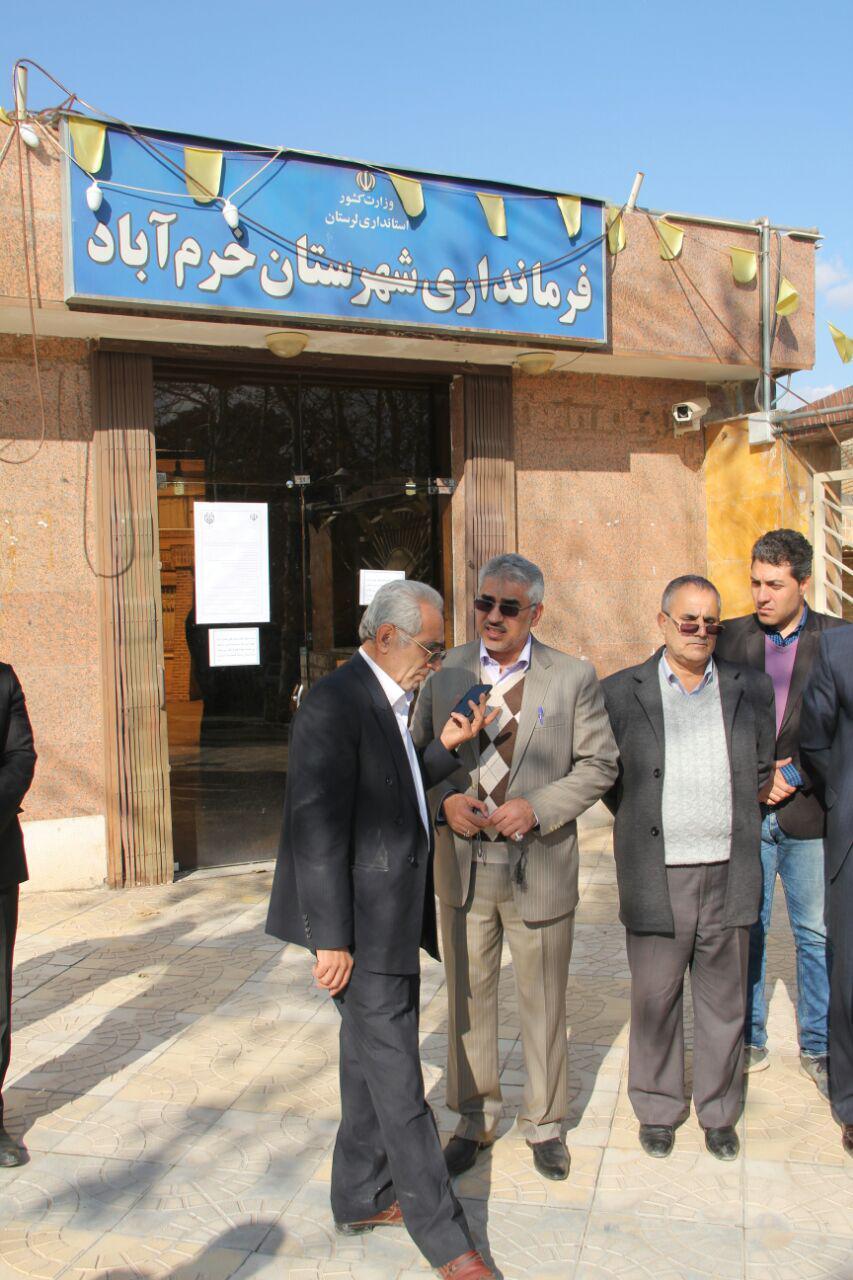 ثبت نام سردار درویش وند در انتخابات مجلس دهم (7)