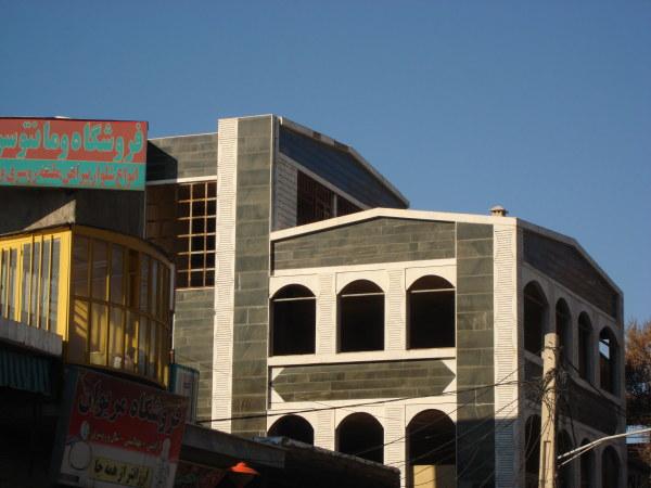 جانمایی برای نصب بنرهای تبلیغاتی سردار جواد درویش وند