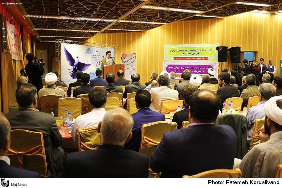 حضور سردار درویش وند در جشن گلریزان خرم آباد (5)