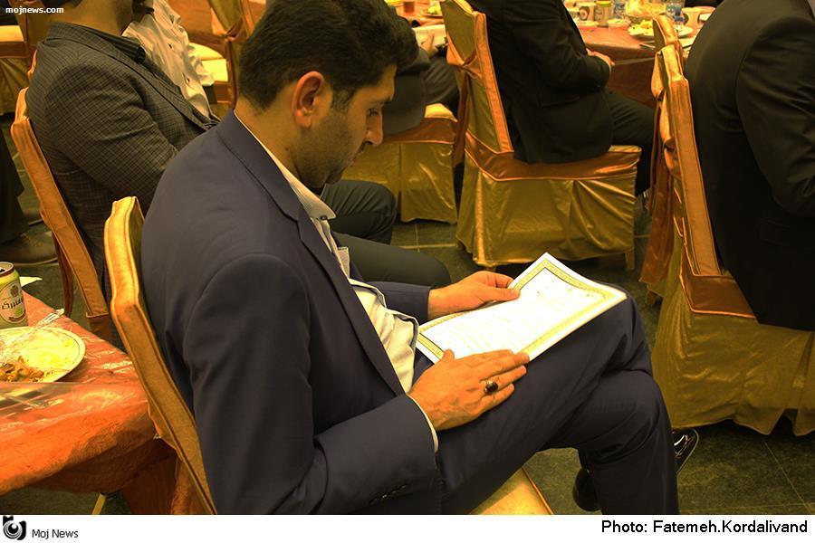حضور سردار درویش وند در جشن گلریزان خرم آباد (6)