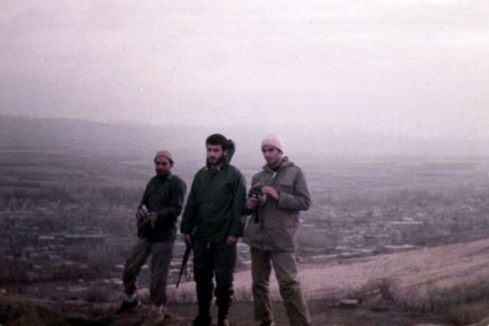 حضور سردار جواد درویش وند در عملیات های مختلف