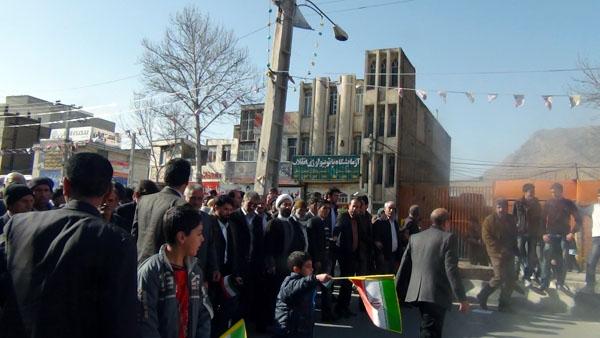 راهپیمایی 22 بهمن - سردار درویش وند (13)