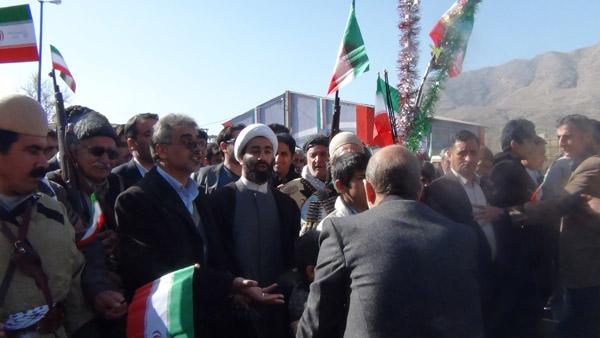 راهپیمایی 22 بهمن - سردار درویش وند (18)