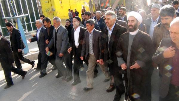 راهپیمایی 22 بهمن - سردار درویش وند (2)