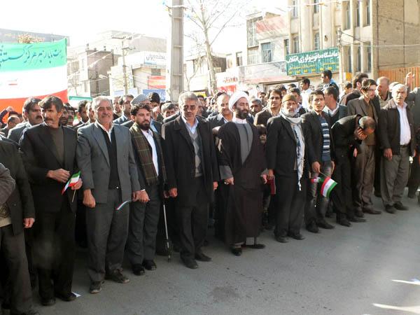 راهپیمایی 22 بهمن - سردار درویش وند (23)
