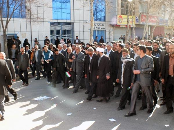 راهپیمایی 22 بهمن - سردار درویش وند (24)