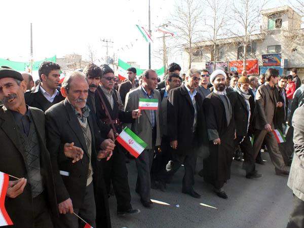 راهپیمایی 22 بهمن - سردار درویش وند (26)