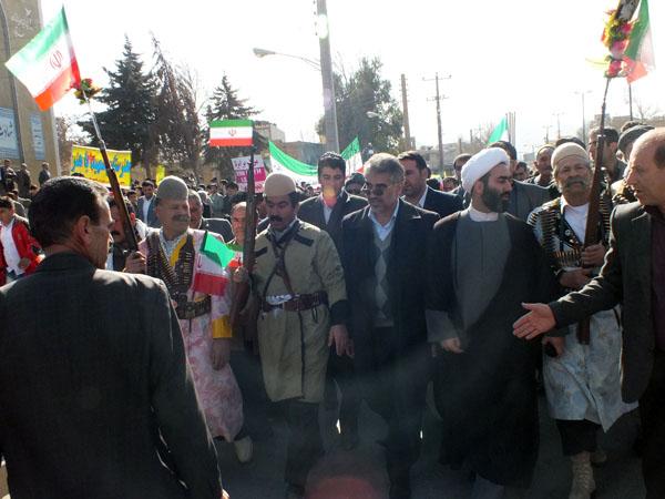 راهپیمایی 22 بهمن - سردار درویش وند (31)