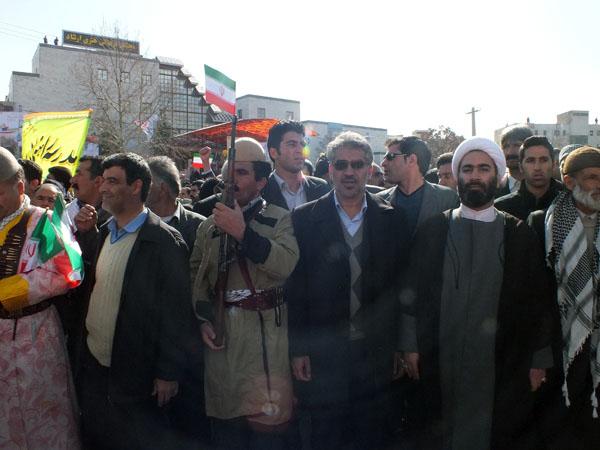 راهپیمایی 22 بهمن - سردار درویش وند (34)