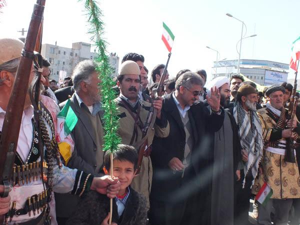 راهپیمایی 22 بهمن - سردار درویش وند (35)