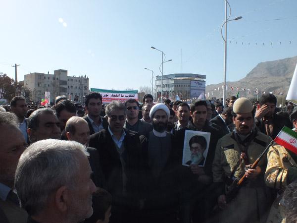 راهپیمایی 22 بهمن - سردار درویش وند (36)