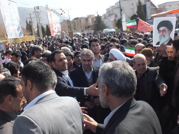 راهپیمایی 22 بهمن - سردار درویش وند (37)
