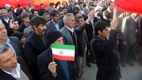 راهپیمایی 22 بهمن - سردار درویش وند (8)
