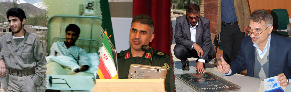 نام سردار جواد درویش وند از لیست تحریم اتحادیه اروپا خارج شد.