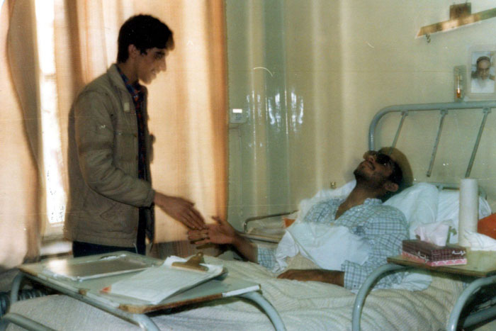 سردار درویش وند - مجروحیت (10)
