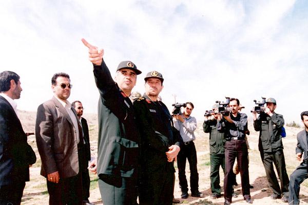 عکس های سردار جواد درویش وند - بازدید هیئت دولت از لرستان- سال 1385 (28)