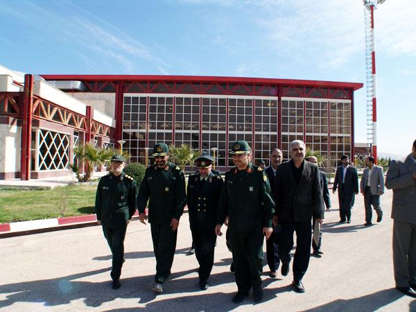 عکس های سردار جواد درویش وند - بازدید هیئت دولت از لرستان- سال 1385 (5)