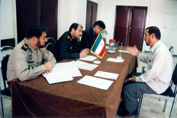 عکس های سردار جواد درویش وند - ملاقات های مردمی در سفرهای استانی (1)