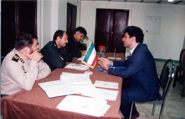 عکس های سردار جواد درویش وند - ملاقات های مردمی در سفرهای استانی (2)