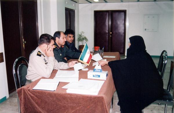 عکس های سردار جواد درویش وند - ملاقات های مردمی در سفرهای استانی (3)