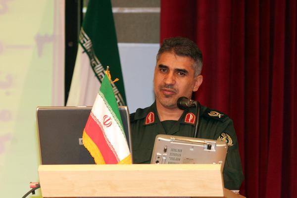 عکس های سردار جواد درویش وند در همایش مدیران بازرسی وزارت دفاع
