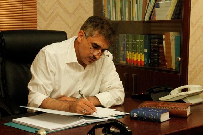 سردار جواد درویش وند یک شخص حقوقدان است