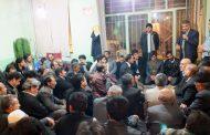 استعفای سردار جواد درویش وند و استقبال تمام اقشار لرستاني از كانديداتوري وی