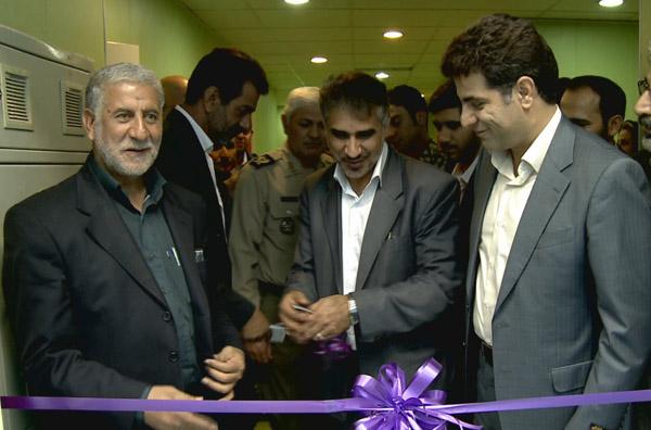 افتتاح بخش هاي جراحي قلب، سي تي اسكن و MRI بيمارستان فوق تخصصي شفا خرم آباد + عکس